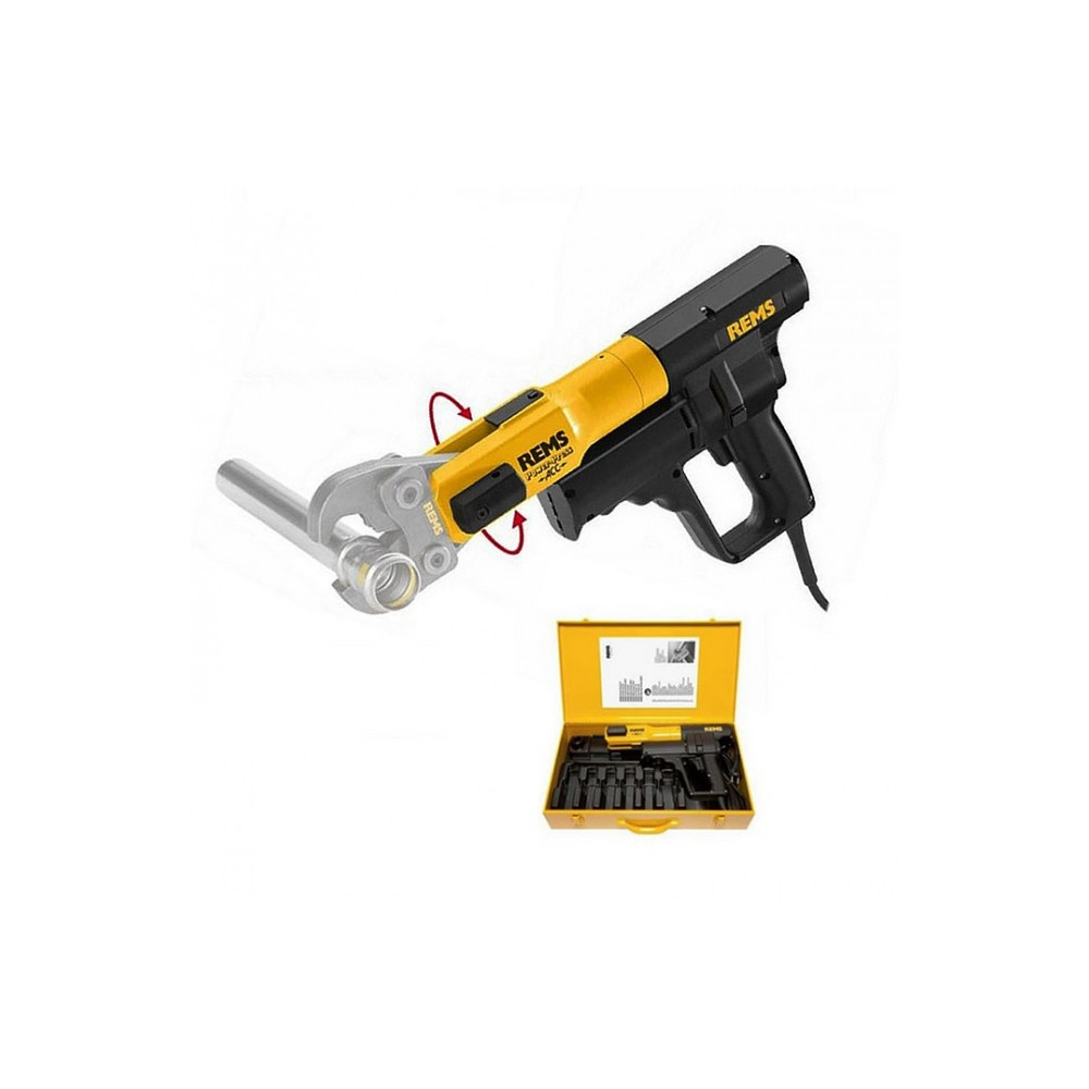 produkt - Zaciskarka elektryczna Rems Power Press ACC